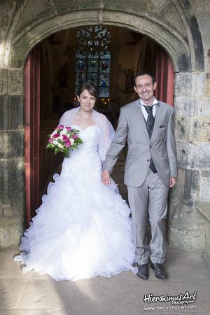 Mariage Finistere Sourires maries