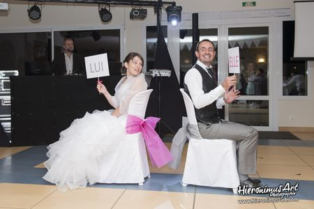 photographie jeux mariage Finistere